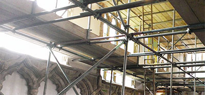 Full scaffolding service image